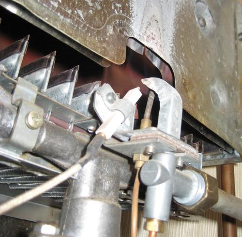Пьезорозжиг для газового котла своими руками